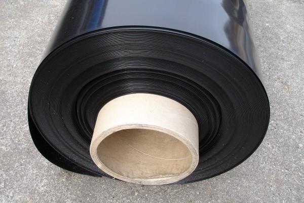 1,5 mm PE-LD Abdichtungsbahn schwarz