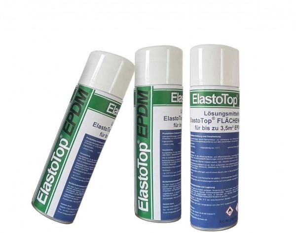 Sprühkleber lösungsmittelhaltiger Flächenkleber ElastoTop® EPDM 500 ml