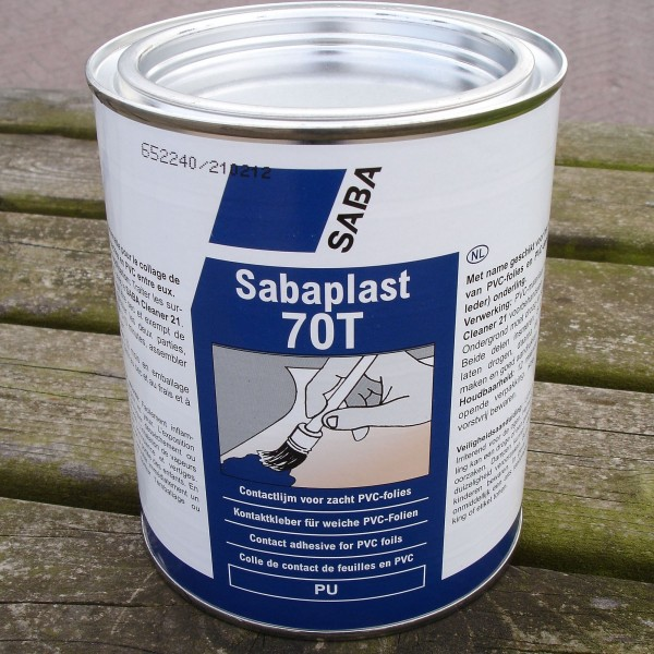 Folienkleber Sabacontact 1 Liter
